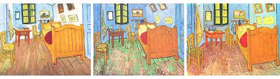 La camera di Van Gogh ad Arles – GVLab