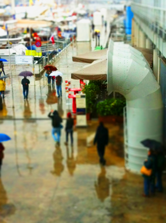 Tilt Shift Genova