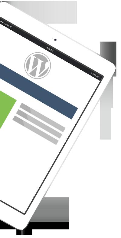 costruzione siti wordpress