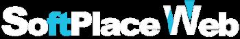 logo softplaceweb bianco_400px